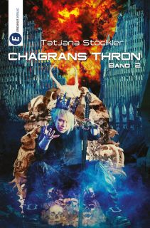 Cover von Chagrans Thron - Band 2