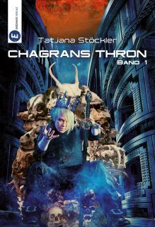 Cover von Chagrans Thron - Band 1