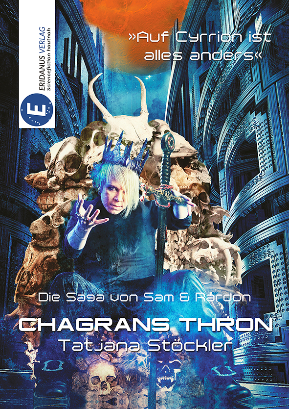 Cover Chagrans Thron